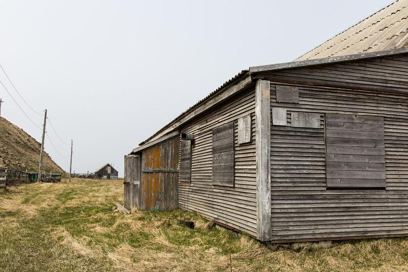 Nikolskoye Village, Bering Island