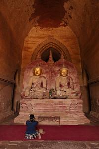 Twin Buddhas, Dhammayangyi