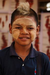 Young Del-boy of Bagan, Htilominlo, Bagan