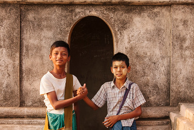 Best Friends, Shwegugyi, Bagan