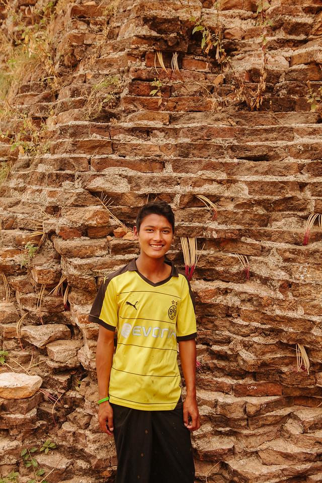 Teen Tour Guide, Mingun Pagoda