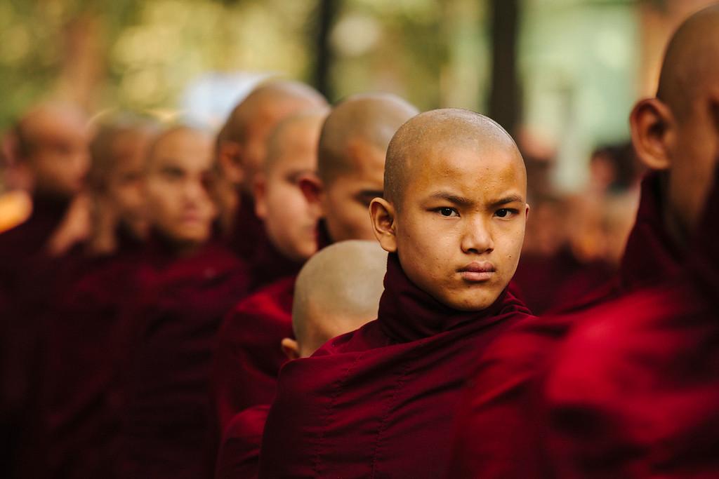 Intensity, Mahagandayon Monastery, Amarapura