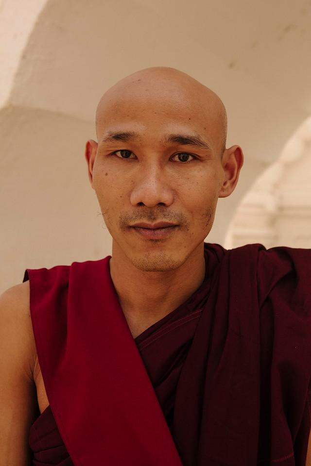 Monk I, Mingun