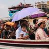 Dala Ferry Passengers, Yangon