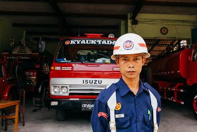 The Fireman, Yangon