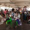 Vendors, Dala Township Ferry, Yangon