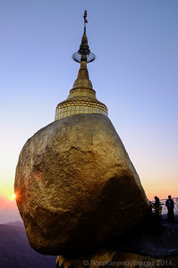 Golden Rock, Kyaikhtiyo