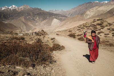 Nepal - October-November 2013.