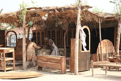 Click here to buy at Alamy. Keywords: Carpenters Multan Pakistan Punjab Street Work MyID: 06IP669