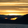 Sunset, Koni Peninsula