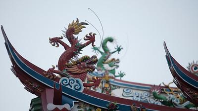 Dragon Eaves, Tan Si Chong Su Temple