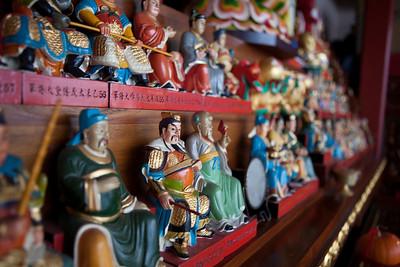 Tan Si Chong Su Temple
