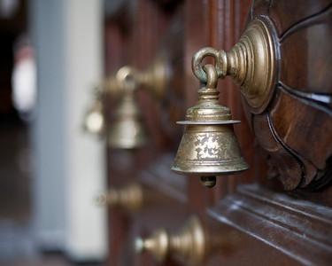 Door Bells, Sri Thandayuthapani Temple