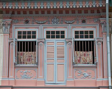 Peranakan Terraced Houses, Koon Seng Road, Jhoo Chat