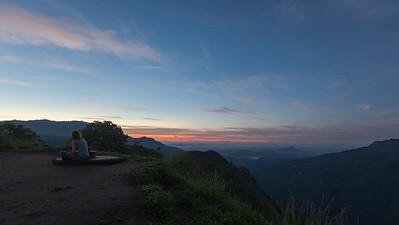 Waiting for Dawn, Little Adam's Peak