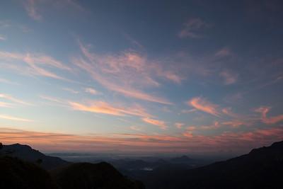 Sunrise over the Lowlands, Ella
