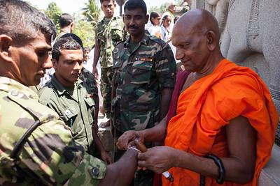 War and Peace, Kandy