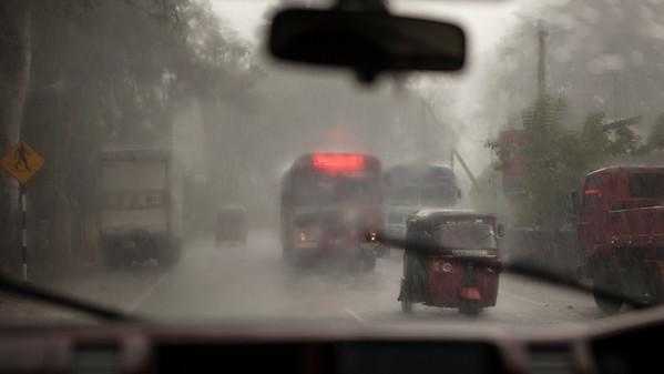 Monsoon Traffic, Central Highlands