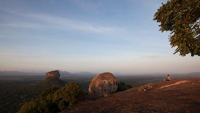 Dawn Meditation, Pidurangala