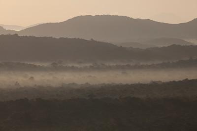 Morning Mist, Pidurangala