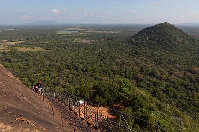 The Climb, Sigiriya