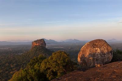 Golden Rocks, Pidurangala