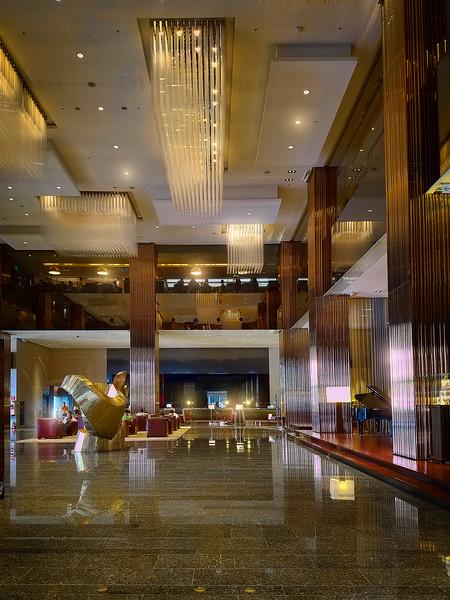 Sheraton Hsinchu lobby