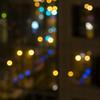 abstract Hsinchu night