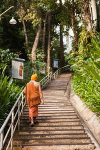 Ascending to Nirvana, Wat Tham Pha Plong, Chiang Dao