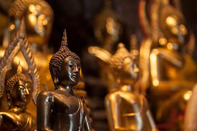 Buddhist Cave, Wat Tham Pha Plong, Chiang Dao