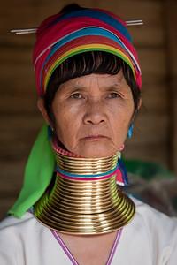 Karen Woman, Chiang Dao