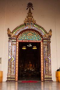 Prayer Hall, Wat Chedi Luang, Chiang Mai