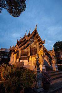 Chapel, Wat Chedi Luang, Chiang Mai