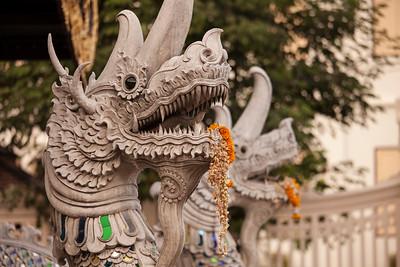 Makara, Wat Inthakhin Saduemuang, Chiang Mai