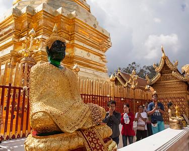 Emerald Buddha, Wat Suthep, Chiang Mai