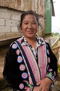 Villager, Ban Doi Pui, Chiang Mai