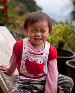 Toddler, Ban Doi Pui, Chiang Mai