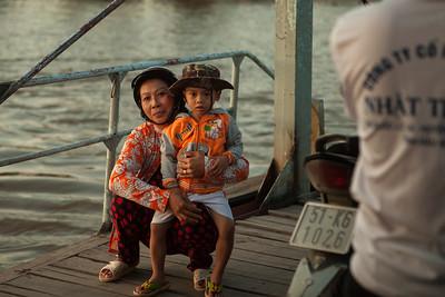 Curious Passengers, Mekong Delta