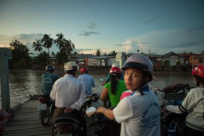Rush Hour, Mekong River