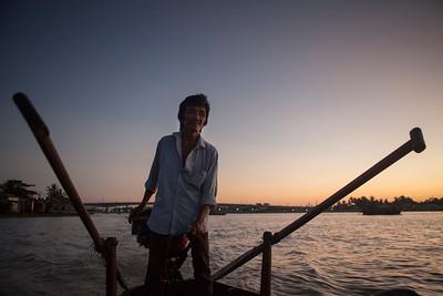 Pre-Dawn, Mekong River