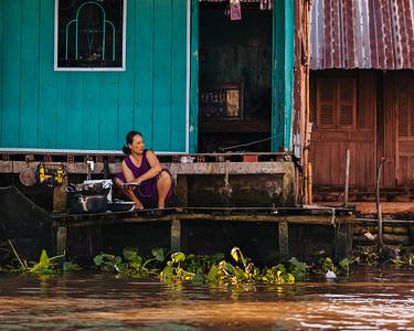 Riverside Life, Phong dien