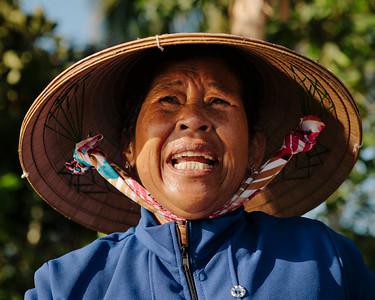 The Mango Seller, Phong Dien