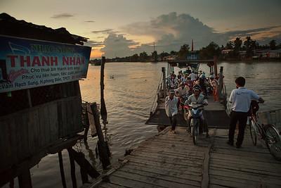 Mekong Crossing, Can Tho