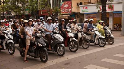 Rush Hour, Hanoi