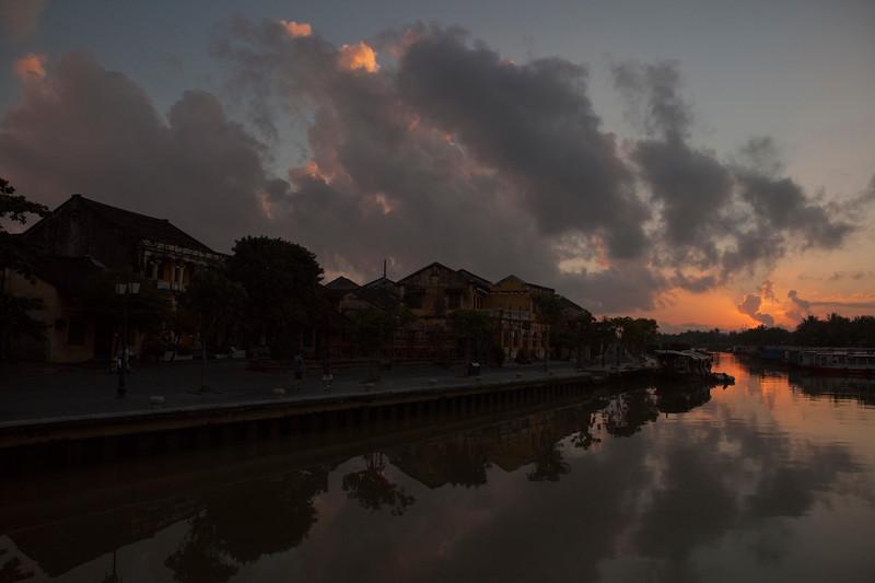 Sunrise, Hoi An