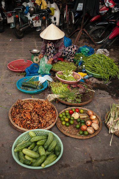 Market Scene, Hoi An