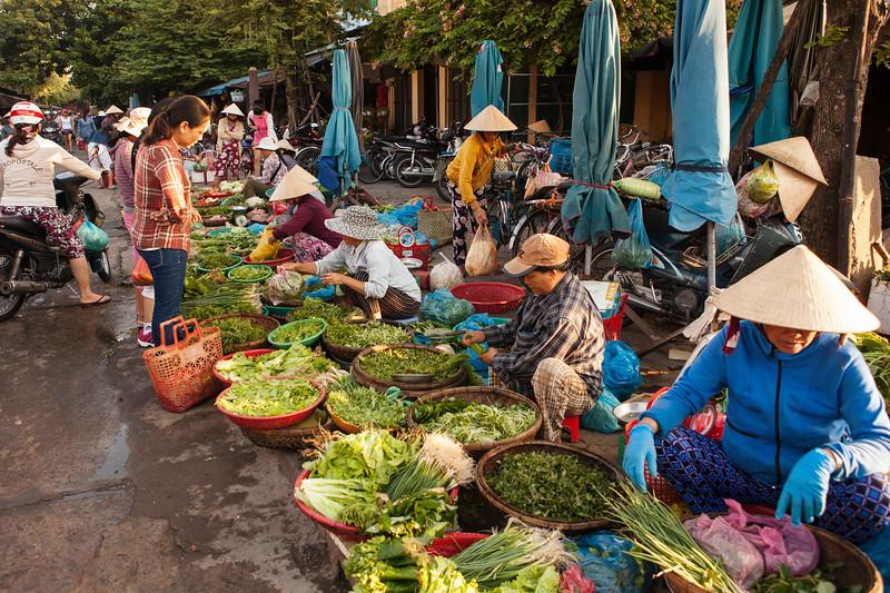 Street Market, Hoi An