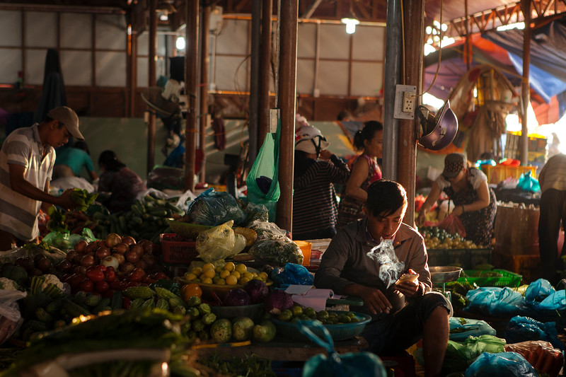 The Vegetable Seller, Hoi An