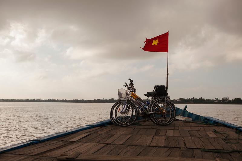 Thu Bon River Crossing, Hoi An