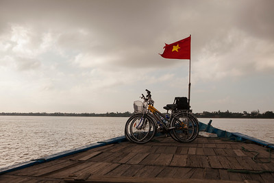 Thu Bon River Crossing, Hoi An